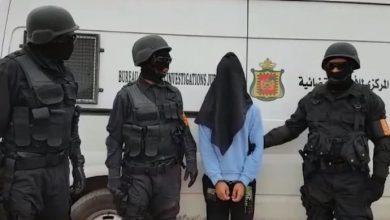 وكيل الملك يقرر إيداع أفراد الخلية الإرهابية المفككة السجن 4