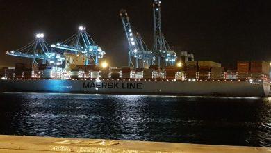 ميناء طنجة المتوسط يقفز للمرتبة 35 عالميا في معالجة الحاويات 1
