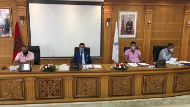 المعارضة تصوت على ميزانية مقاطعة السواني وانتقادات تطال مندوب الصحة بطنجة 3
