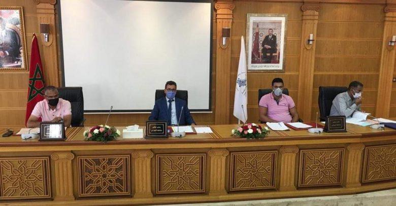 المعارضة تصوت على ميزانية مقاطعة السواني وانتقادات تطال مندوب الصحة بطنجة 1