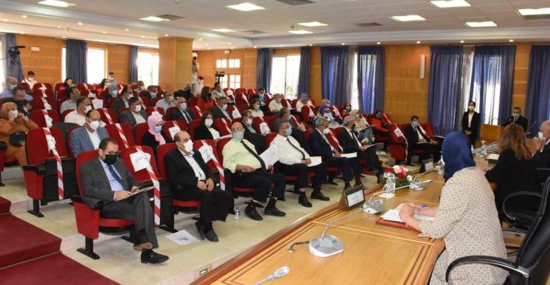 """مجلس جهة طنجة يرصد 100 مليون درهم لمواجهة """"كورونا"""" 1"""