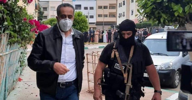 البسيج يفشل مخطط ارهابي خطير بين طنجة والصخيرات والحموشي تابع العملية.. 1