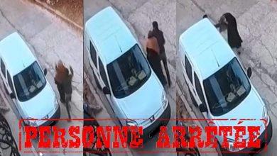 توقيف بطل فيديو الإعتداء على سيدة بطنجة 4