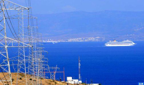 إنتهاء أشغال إصلاح خط الربط الكهربائي الإحتياطي بين المغرب وإسبانيا 1