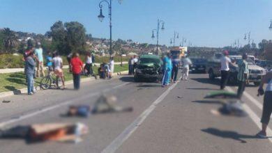 حوادث السير تخلف 14 قتيلا و2167 جريحا خلال أسبوع 2