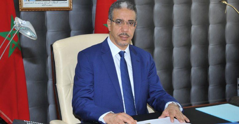وزير الطاقة والمعادن والبيئة يعلن إصابته بفيروس كورونا 1