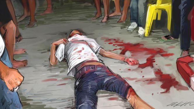 شجار عائلي يتطور لجريمة قتل مروعة بشفشاون 1