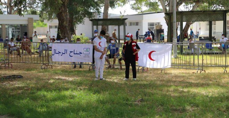 كورونا يتسلل لمنظمة الهلال الأحمر بطنجة ويصيب 7 ممرضين 1