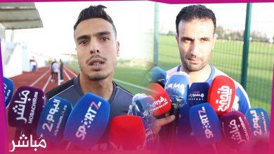 رفيق عبد الصمد: سنحاول تحقيق الانتصار في ديربي الشمال لضمن البقاء في قسم الصفوة 3