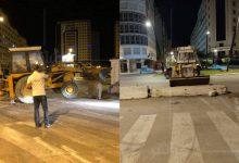 سلطات طنجة تشرع في إزالة الحواجز من شوارع المدينة 8