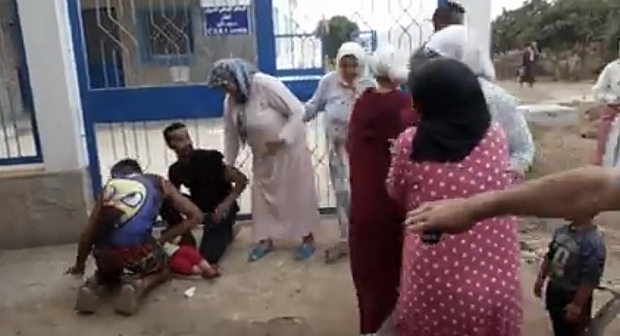 """وفاة طفلة بسبب """"الإهمال"""" بشفشاون يثير موجة غضب ومطالب بفتح تحقيق 1"""