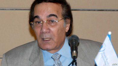 وفاة الفنان المصري محمود ياسين 4