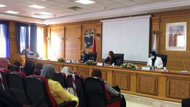 بحضور الوالي..مجلس جهة طنجة تطوان الحسيمة ينتخب نائب الرئيسة وأعضاء اللجان 6