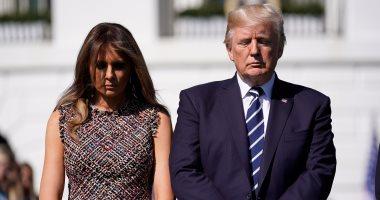 دونالد ترامب يعلن إصابته وزوجته بفيروس كورونا 1