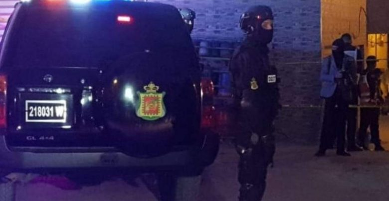 حصري..توقيف متهم بالإرهاب بمنطقة العوامة بطنجة 1