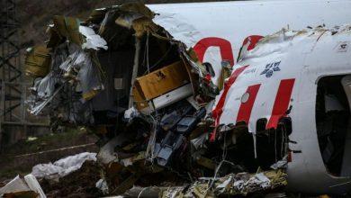 طفل ينجو بأعجوبة من حادث تحطم طائرة 5