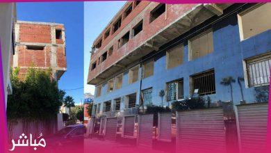 لجنة ولائية بطنجة توقف بناية غريبة خالفت تصميم التهيئة 3