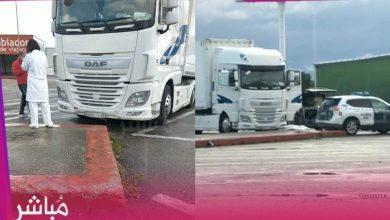 حصري..العثور على سائق مغربي ميتا داخل شاحنته ضواحي بوركوس الإسبانية (فيديو) 4