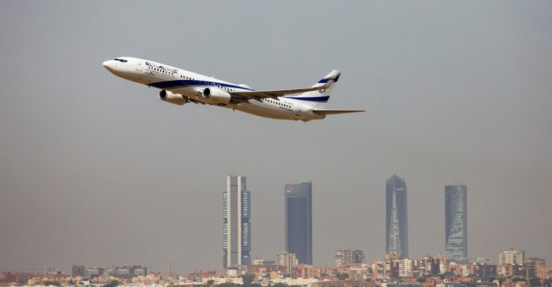 صحيفة اسرائيلية تدعي اطلق خط جوي بين المغرب وإسرائيل 1