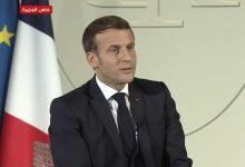 الرئيس الفرنسي ماكرون : أتفهم مشاعر المسلمين ولا أتبنى الرسوم المسيئة 8