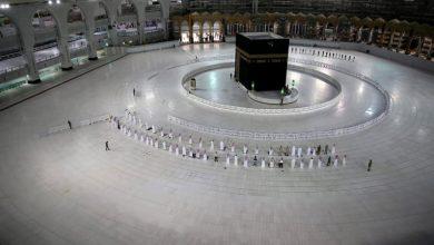 المسجدان الحرام والنبوي جاهزان لاستقبال المعتمرين 4