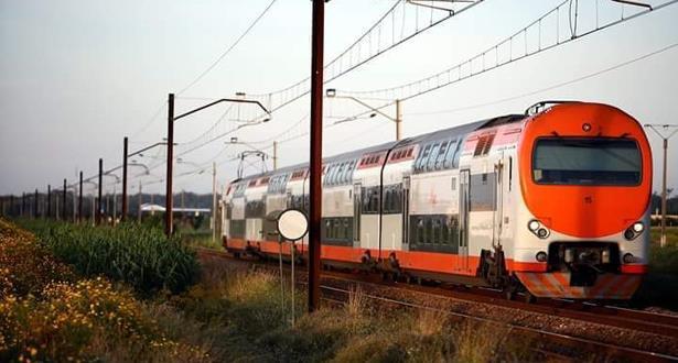 المكتب الوطني للسكك الحديدية ينفي صحة أخبار وصور بشأن خروج قطار عن السكة بين فاس ووجدة 1