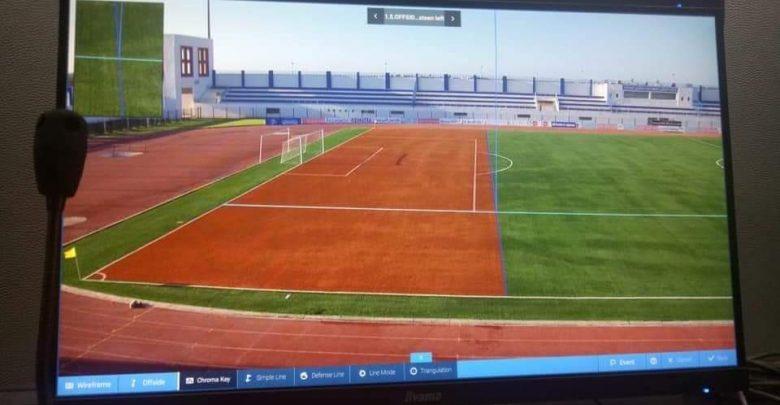 الجامعة تعتمد على تقنية الفيديو لضبط حالات التسلل في البطولة الوطنية 1