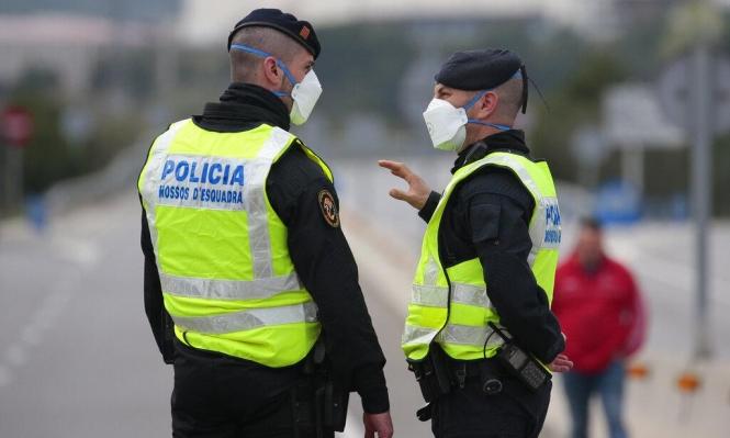اسبانيا تعلن حالة الطوارئ الصحية حتى شهر ماي 1
