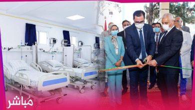 وزير الصحة يدشن قسم المستعجلات الجديد بمستشفى سانية الرمل بتطوان 6