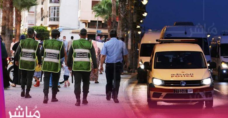 عاجل..السلطات بطنجة تفرض توقيت جديد على المقاهي والمطاعم والمتاجر 1