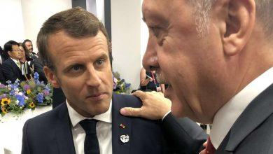 أردوغان : الرئيس الفرنسي ماكرون يحتاج إلى علاج عقلي.. 7