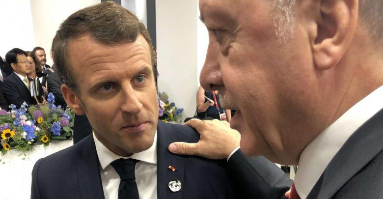 أردوغان : الرئيس الفرنسي ماكرون يحتاج إلى علاج عقلي.. 1
