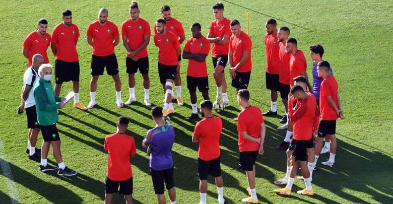 تسجيل ثاني إصابة بكورونا في صفوف لاعبي المنتخب الوطني 1