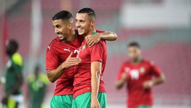 المنتخب الوطني يضرب السنغال بثلاثية 3