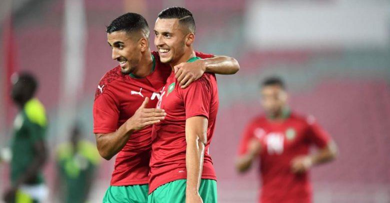 المنتخب الوطني يضرب السنغال بثلاثية 1