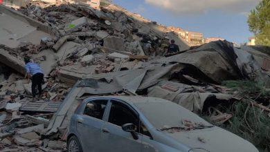 زلزال إزمير بتركيا يخلف 12 قتيلا و 419 جريحا 2