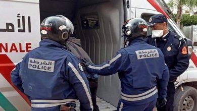 الإتجار في البشر وترويج المخدرات يقود 5 أشخاص إلى الإعتقال 2