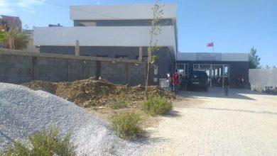 جمعية تراسل الوالي مهيدية بسبب أشغال بناء بمؤسسة تعليمية بطنجة 2