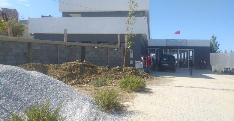 جمعية تراسل الوالي مهيدية بسبب أشغال بناء بمؤسسة تعليمية بطنجة 1