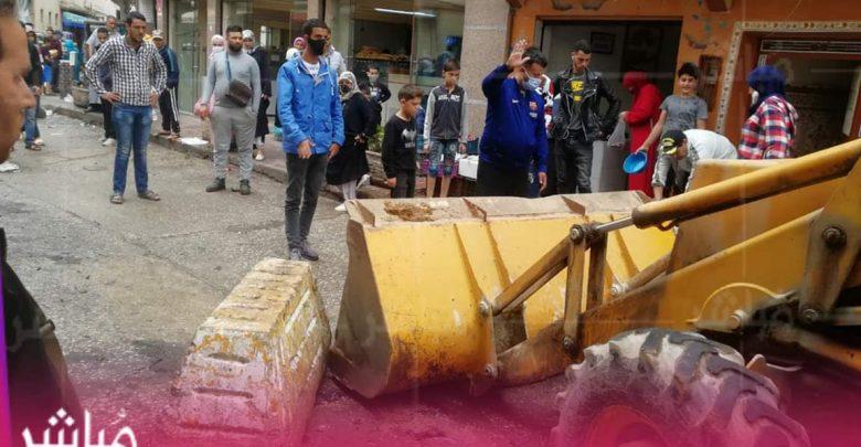 """بفضل جهود السلطات والتزام الساكنة..حي """"بنكيران"""" بطنجة ينفض قيود """"كورونا"""" 1"""