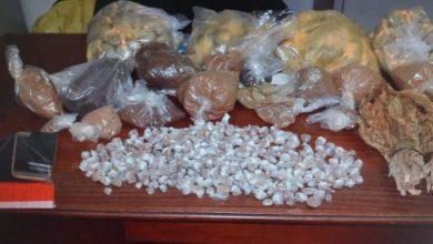 أمن طنجة يوقف أربعة أشخاص ويحجز كمية مهمة من المخدرات 6
