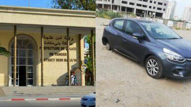 الأمن يكبح جماح سارق عجلات السيارات بحي طنجة البالية 9