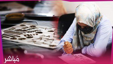 أول جمعية بطنجة تعلم النساء طريقة النقش بالحنّة ليصير مصدر رزقهن 1