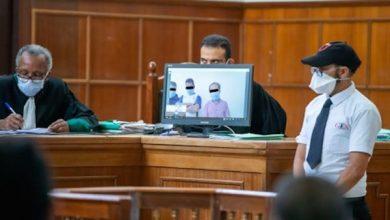 عقد 8775 جلسة محاكمة عن بعد خلال ستة أشهر 3