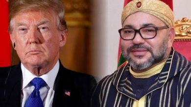 الملك يعبر عن متمنياته بالشفاء العاجل لدونالد ترامب وزوجته 4