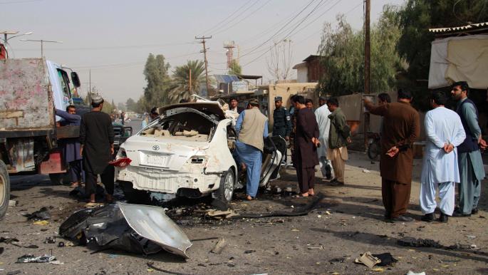 مقتل صحافي أفغاني في انفجار استهدف سيارته 1