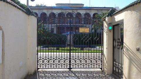Suicide du consul général de France à Tanger..la police enquête 1