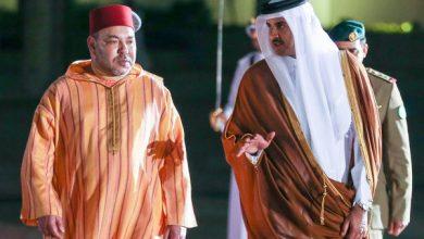 أمير قطر ينوه بتدخل الجيش المغربي بالكركرات ويعبر عن مساندته للمغرب 6