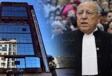 محامو طنجة يشلون محاكم المدينة لمدة ساعتين تضامنا مع زميلهم 9