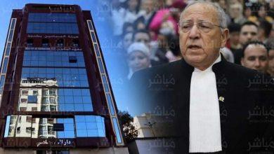 محامو طنجة يشلون محاكم المدينة لمدة ساعتين تضامنا مع زميلهم 6